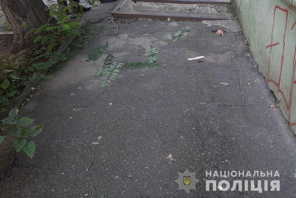 В Николаеве из окна четвертого этажа выпал 2-летний мальчик (ФОТО) 1