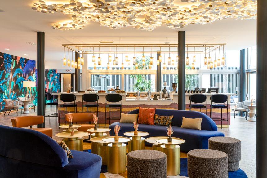 Во французском Бордо нефтяной завод стал 5-звездочным отелем (ФОТО) 5