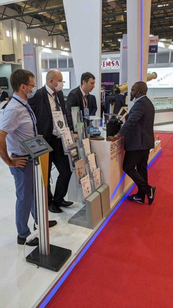 Николаевская «Зоря»-«Машпроект» представила свою продукцию на международной выставке в Турции (ФОТО) 3