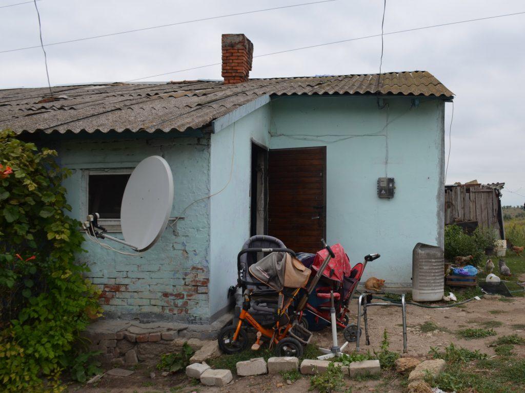 В Новой Одессе женщина спасла на пожаре трех маленьких девочек (ФОТО, ВИДЕО) 3