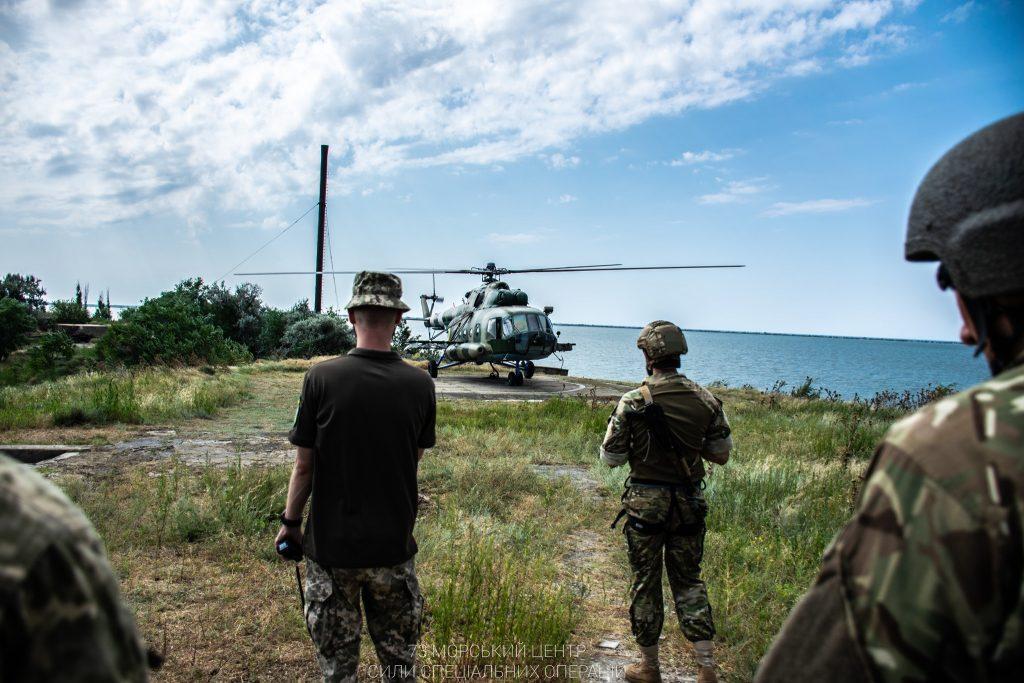 На Николаевщине прошли сборы резервистов-спецназовцев (ФОТО) 3
