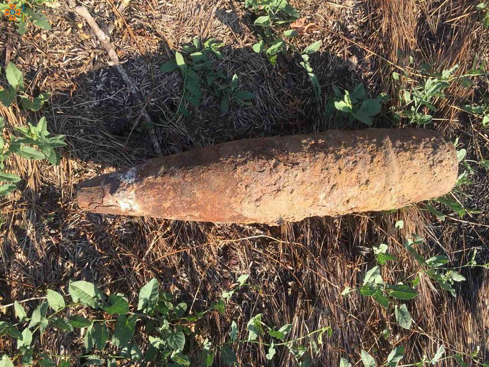 В Корабельном районе Николаева нашли 4 старых артснаряда (ФОТО) 5