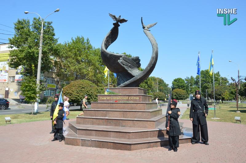 «Путин х**ло!»: в Николаеве прошел свой парад в честь Дня Независимости (ФОТО) 39