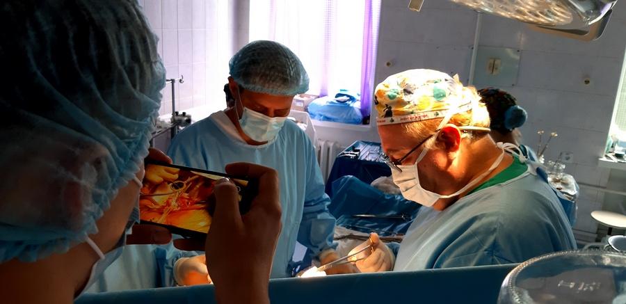 В Николаеве впервые провели три операции на открытом сердце (ВИДЕО, ФОТО) 5