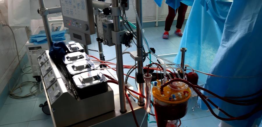 В Николаеве впервые провели три операции на открытом сердце (ВИДЕО, ФОТО) 9