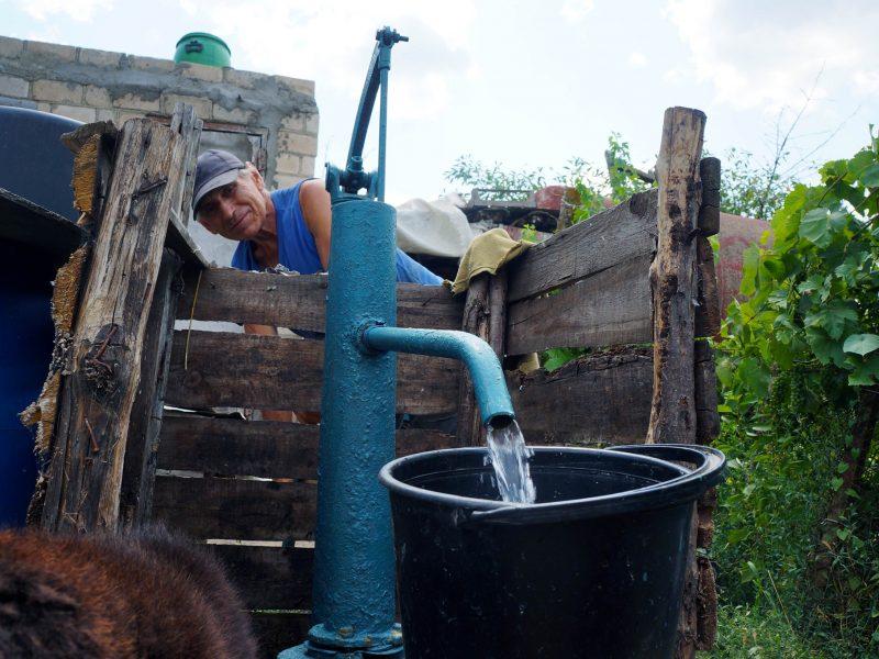 Мало кислорода и много нитратов. Как на Николаевщине хорошую воду искали (ФОТО)