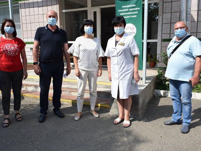 На Миколаївщині триває п'ятий етап щеплення. Вакцин у достатній кількості (ФОТО)