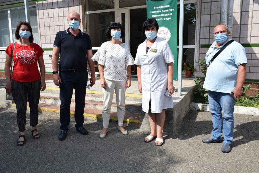 На Миколаївщині триває п'ятий етап щеплення. Вакцин у достатній кількості (ФОТО) 1
