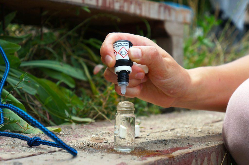 Мало кислорода и много нитратов. Как на Николаевщине хорошую воду искали (ФОТО) 11