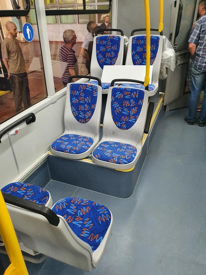 Первые десять троллейбусов для Николаева ушли на испытания (ВИДЕО) 5