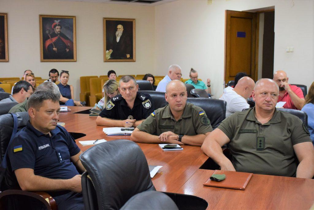 В Николаевской ОГА провели совещание - совещались, как отпраздновать 30-летие Независимости (ФОТО) 5