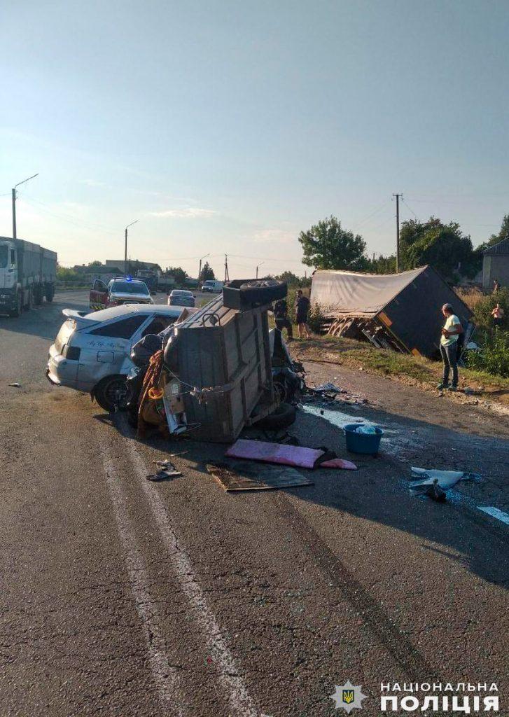 В Новой Одессе столкнулись два легковых авто и фура с арбузами: один погибший, двое с тяжелыми травмами (ФОТО) 5