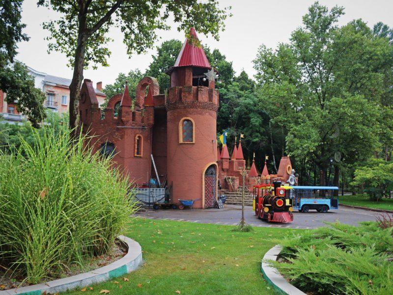 В Николаеве 21 августа наконец-то откроют детский городок «Сказка» (ФОТО)