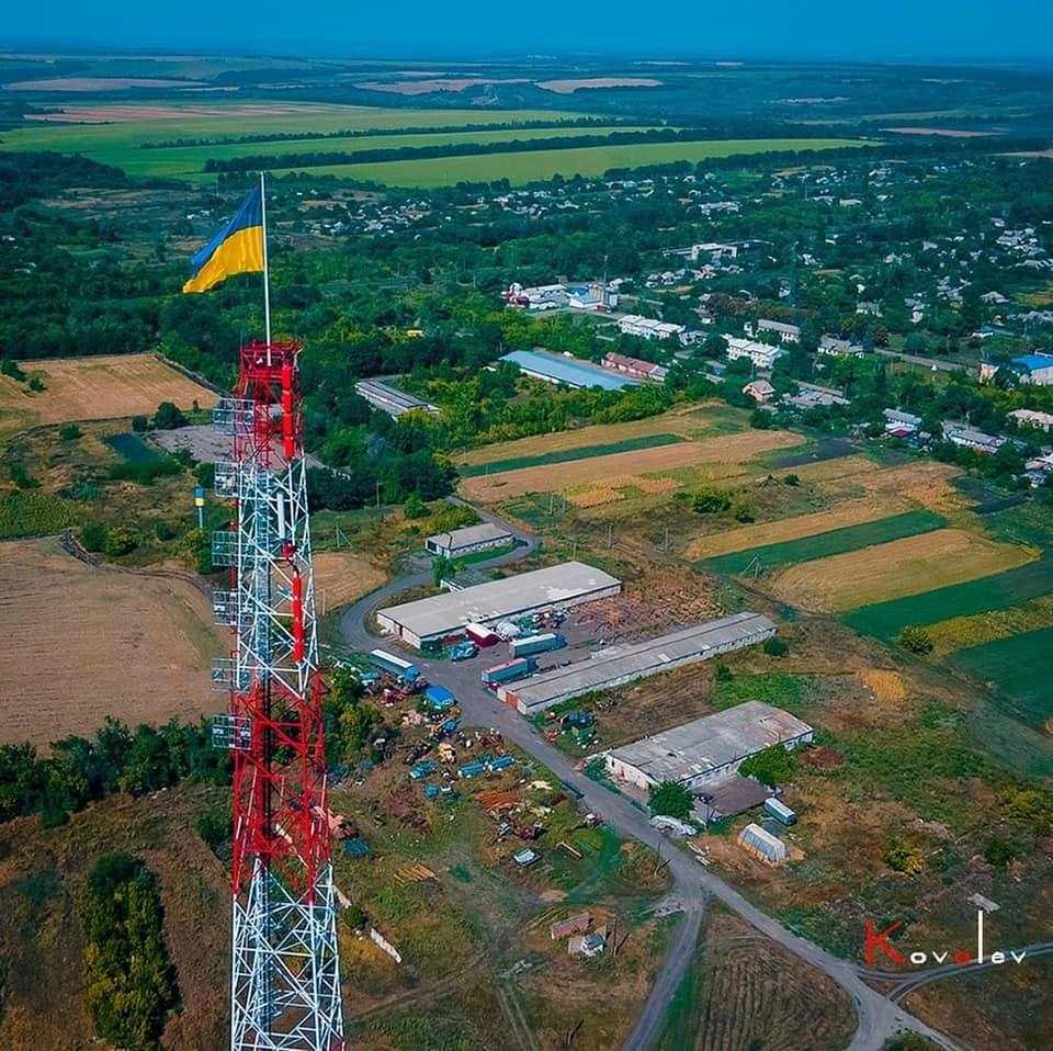 Украина начала трансляцию радио и ТВ-программ на оккупированные части Донецкой и Луганской областей (ФОТО) 1