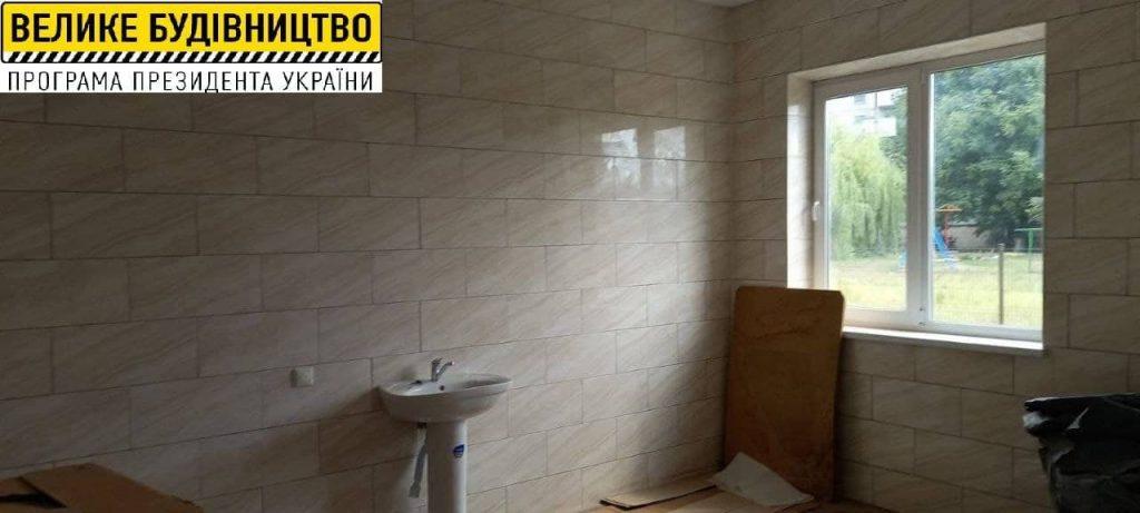 Велике Будівництво на Вознесенщині: завершується спорудження сімейної амбулаторії у Мартинівському 5