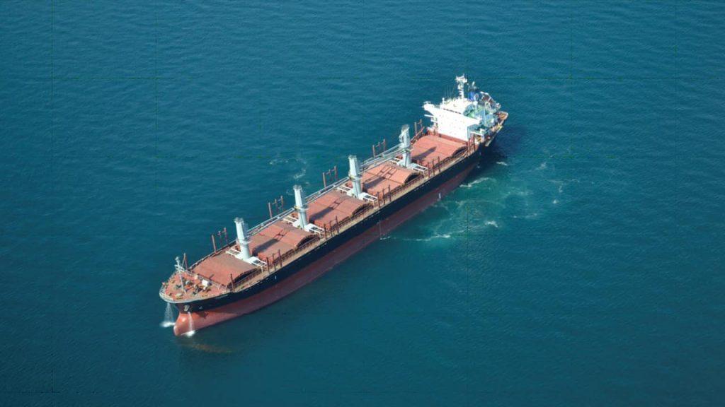 Пограничники в Черноморске обнаружили загрязнителя моря. Судно с зерном задержали до уплаты штрафа (ФОТО) 3