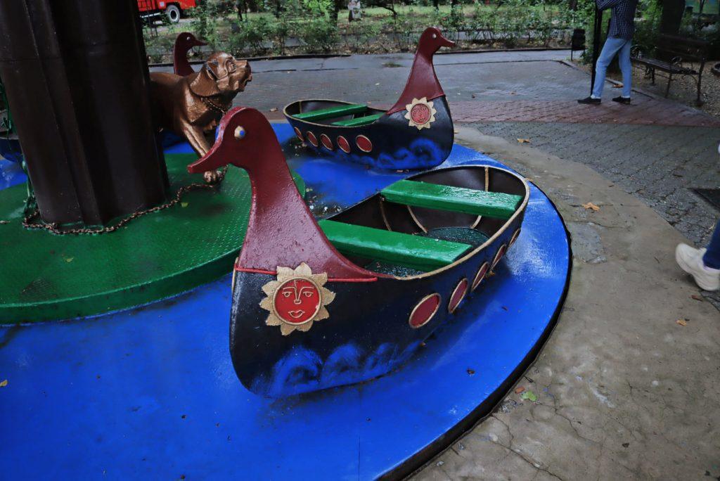 В Николаеве 21 августа наконец-то откроют детский городок «Сказка» (ФОТО) 49