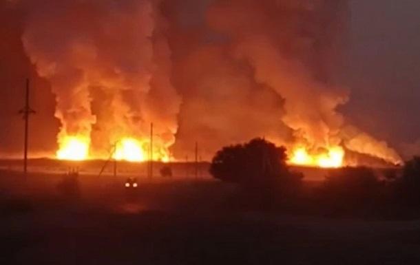 В Казахстане взорвался склад боеприпасов — 5 убитых, больше 80 раненых (ВИДЕО)
