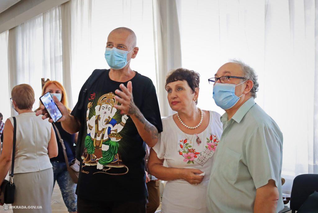 З Україною в серці: в Николаеве открылась выставка к 30-летию независимости Украины (ФОТО) 5