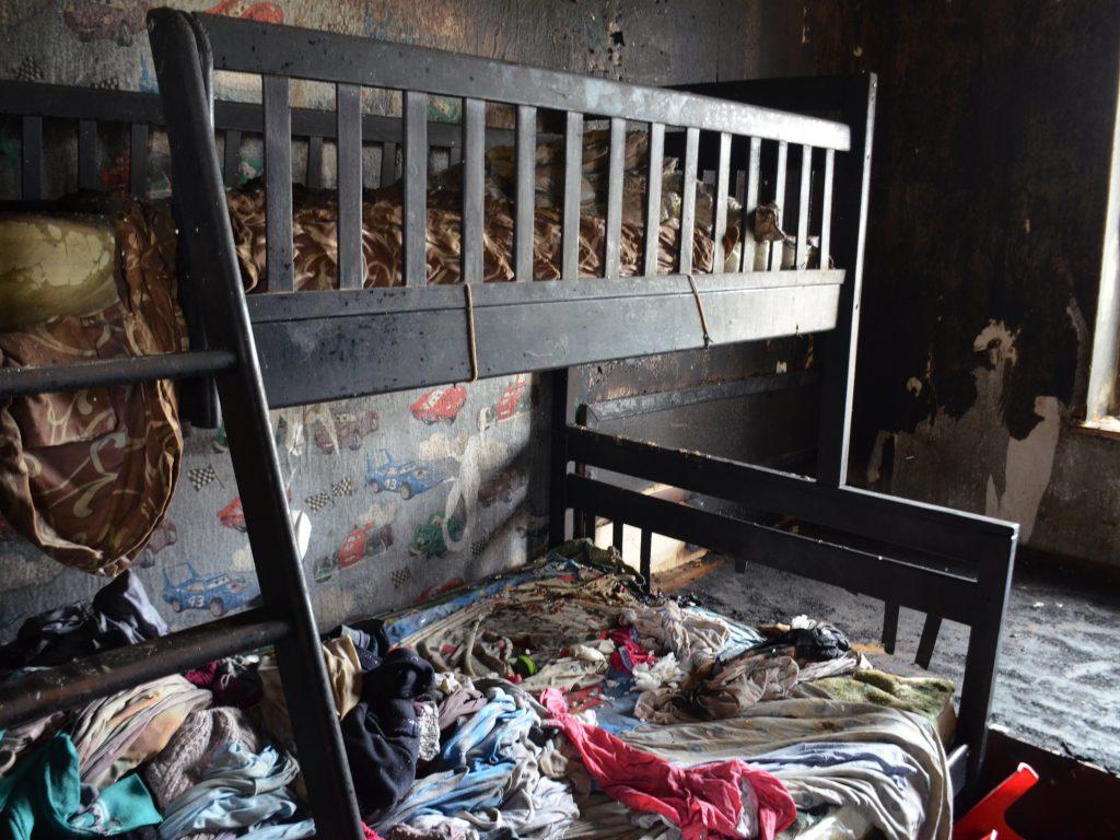 В Новой Одессе женщина спасла на пожаре трех маленьких девочек (ФОТО, ВИДЕО) 7