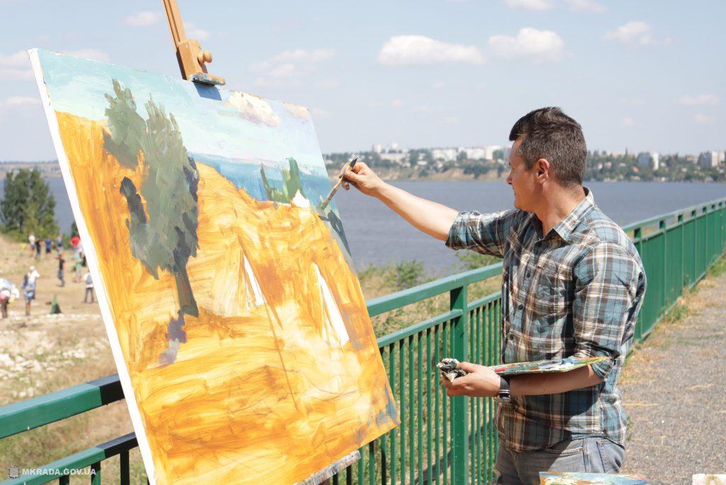В Николаеве проходит фестиваль «Дикий Сад: арт-перекресток времен и народов» (ФОТО) 7