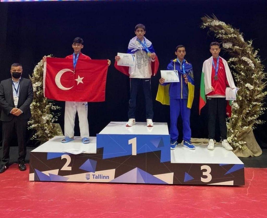 Юный николаевец добыл «бронзу» чемпионата Европы по тхэквондо (ФОТО) 5