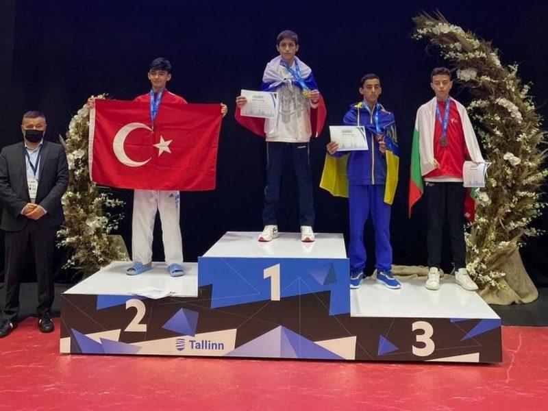 Юный николаевец добыл «бронзу» чемпионата Европы по тхэквондо (ФОТО)