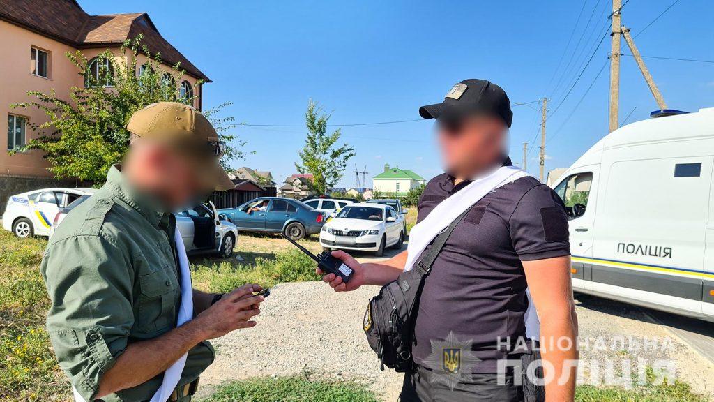 Задержание вооруженных преступников, обезвреживание взрывчатки, штурм здания – как и чему учились полицейские в Николаеве (ФОТО, ВИДЕО) 7