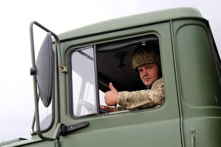 Чтобы по пересеченной местности – как по асфальту: тренировались водители николаевской «79-ки» (ФОТО) 7
