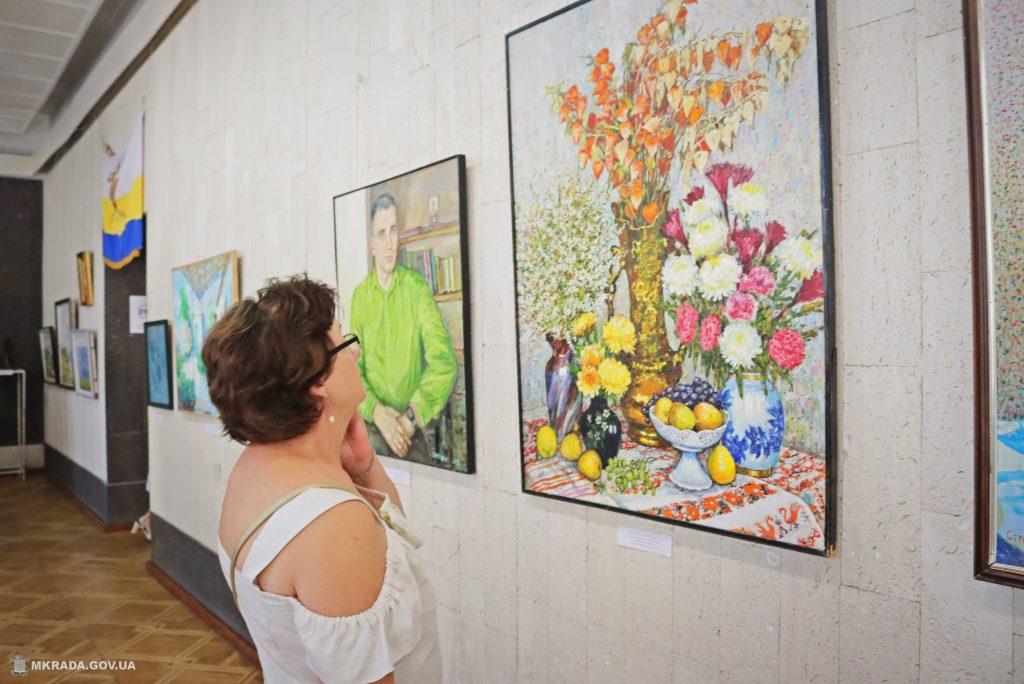 З Україною в серці: в Николаеве открылась выставка к 30-летию независимости Украины (ФОТО) 7