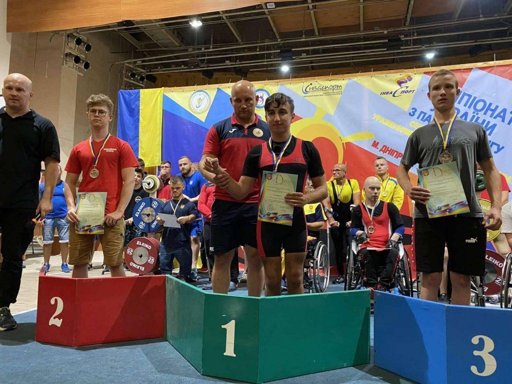Четыре спортсмена из Николаева добыли медали чемпионата Украины по пауэрлифтингу среди спортсменов с поражениями опорно-двигательного аппарата (ФОТО) 7