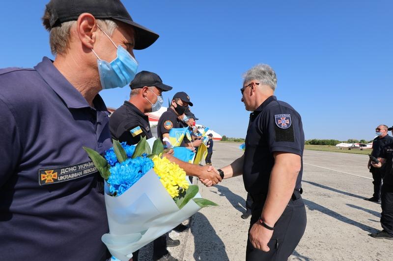 Авиаторы ГСЧС Украины вернулись из Турции, где помогали тушить масштабные лесные пожары (ФОТО, ВИДЕО) 7