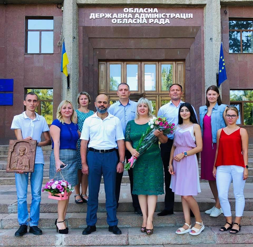 Управление по вопросам туризма и курортов Николаевской ОГА возглавила Татьяна Волынец (ФОТО) 7
