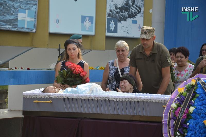 Николаев попрощался с погибшим на Донбассе 21-летним Юрием Михайловым (ФОТО, ВИДЕО) 7