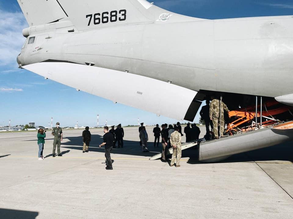 В «Борисполе» приземлился самолет с эвакуированными из Кабула - на борту было около 80 украинцев (ФОТО, ВИДЕО) 1