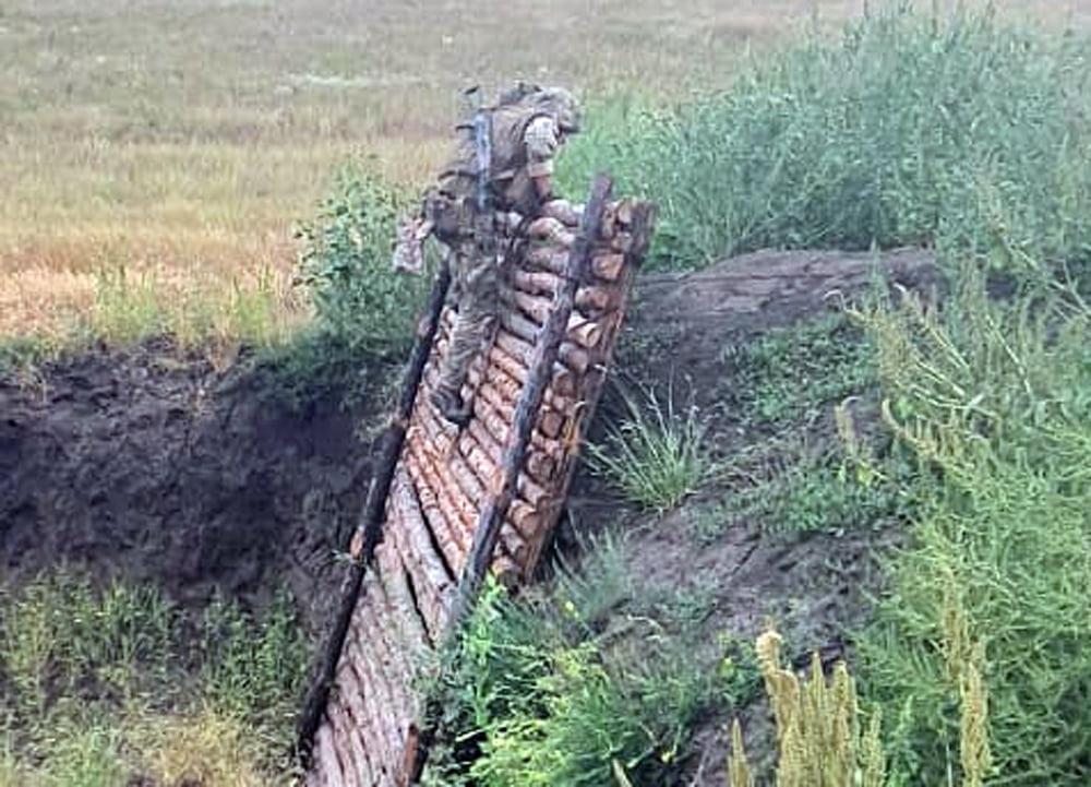 Чтобы стрелять из любого положения: как тренируют николаевских десантников (ФОТО) 5