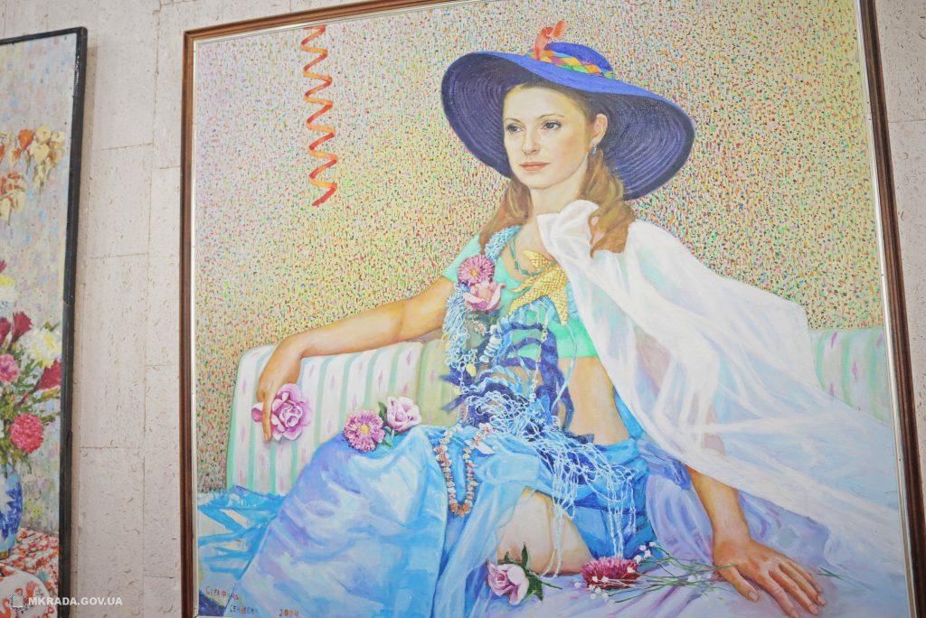 З Україною в серці: в Николаеве открылась выставка к 30-летию независимости Украины (ФОТО) 9