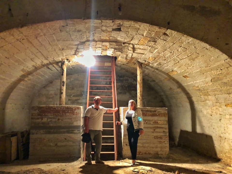 В Николаеве расчистят подземный тоннель под краеведческим музеем для проведения интересных массовых мероприятий (ФОТО) 9
