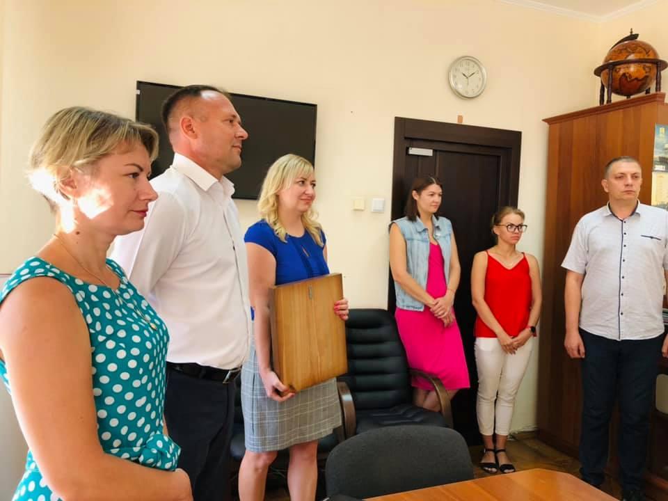 Управление по вопросам туризма и курортов Николаевской ОГА возглавила Татьяна Волынец (ФОТО) 9