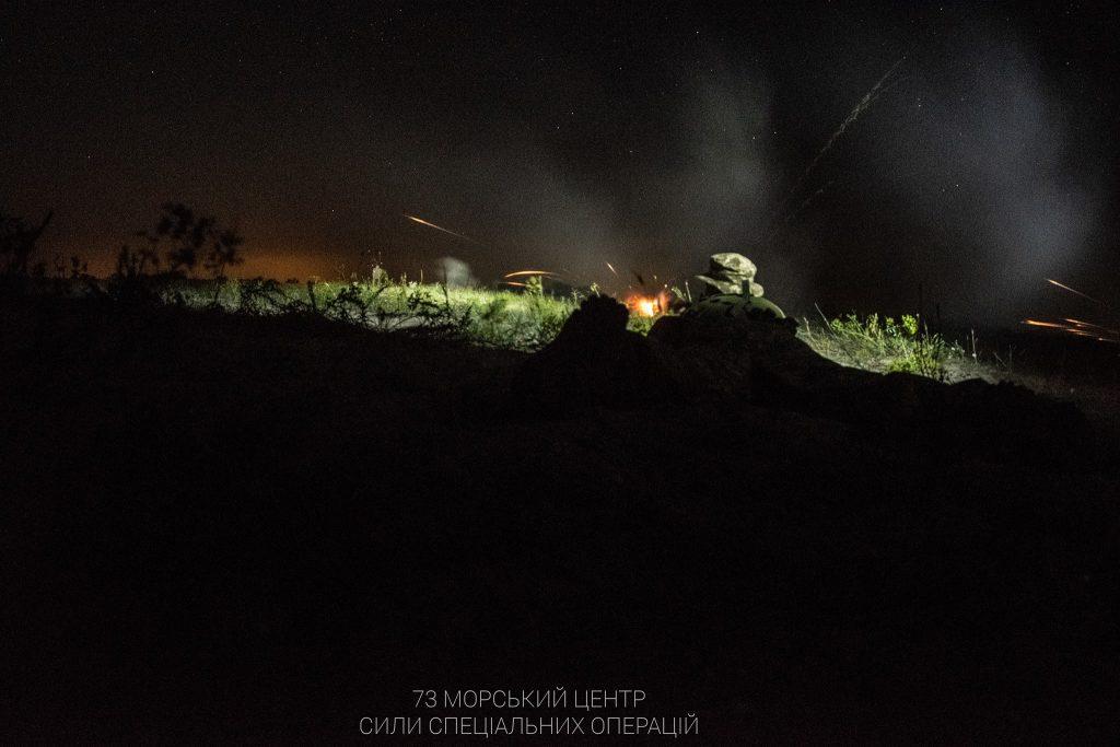 На Николаевщине прошли сборы резервистов-спецназовцев (ФОТО) 9