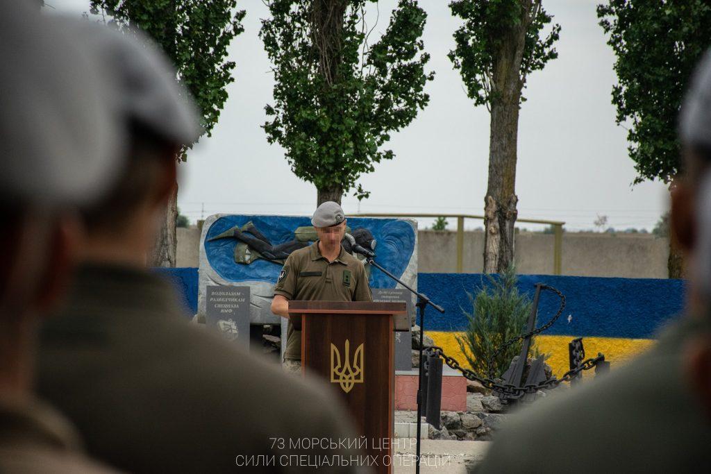 На Николаевщине прошли сборы резервистов-спецназовцев (ФОТО) 11