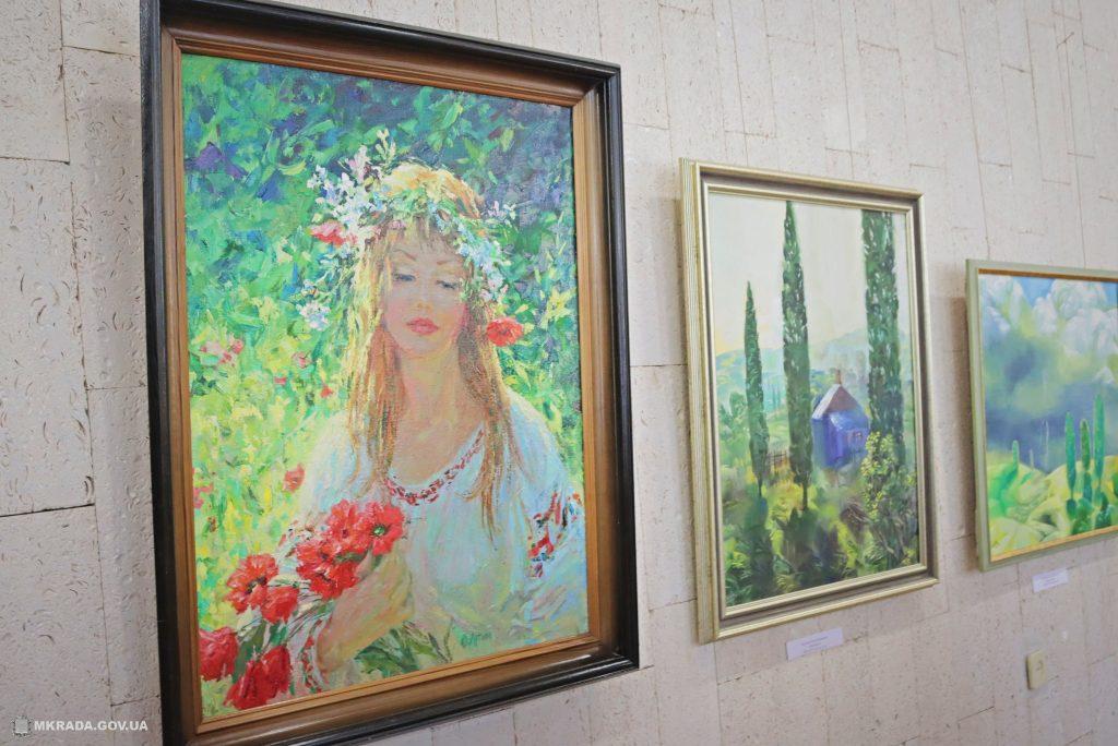 З Україною в серці: в Николаеве открылась выставка к 30-летию независимости Украины (ФОТО) 11
