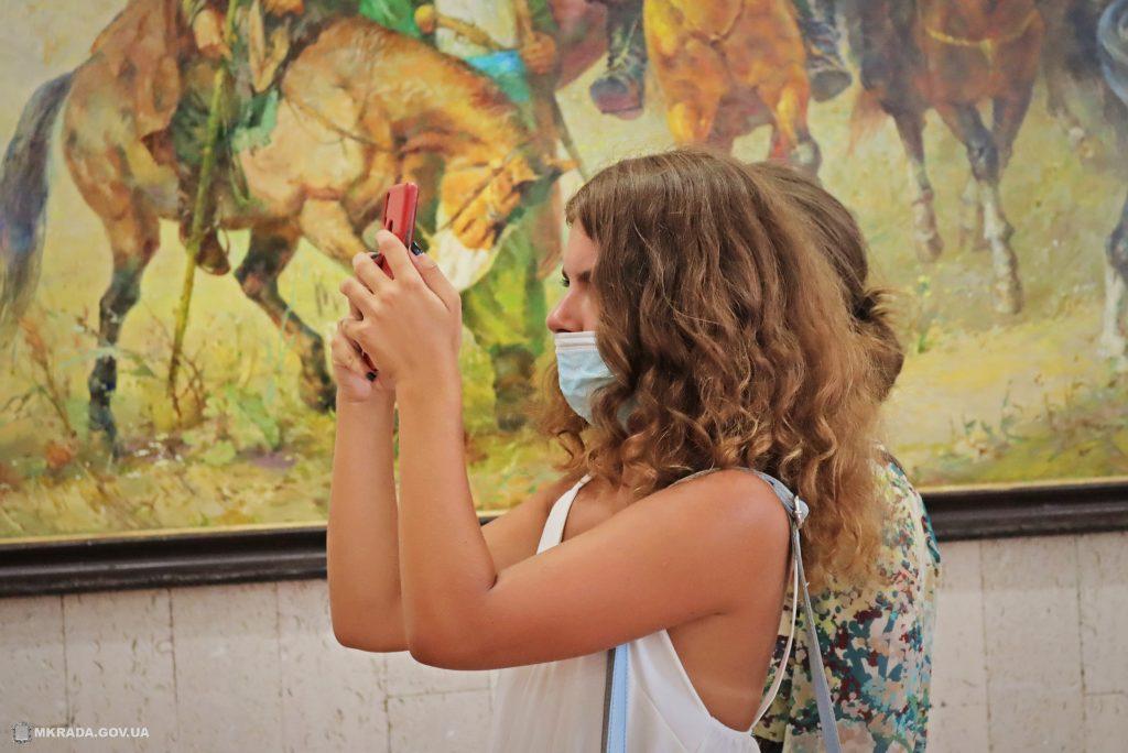 З Україною в серці: в Николаеве открылась выставка к 30-летию независимости Украины (ФОТО) 13