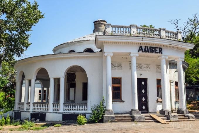 """Муж главы фракции """"Пропозиция"""" в Николаевском горсовете откроет отель-ресторан на месте заброшенного дома отдыха в Яхт-Клубе 7"""