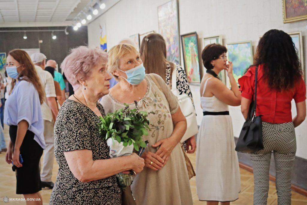 З Україною в серці: в Николаеве открылась выставка к 30-летию независимости Украины (ФОТО) 15