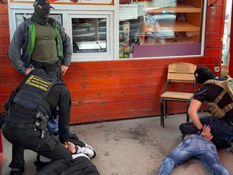 В Одессе задержали итальянских мафиози с 60 кг кокаина (ФОТО)
