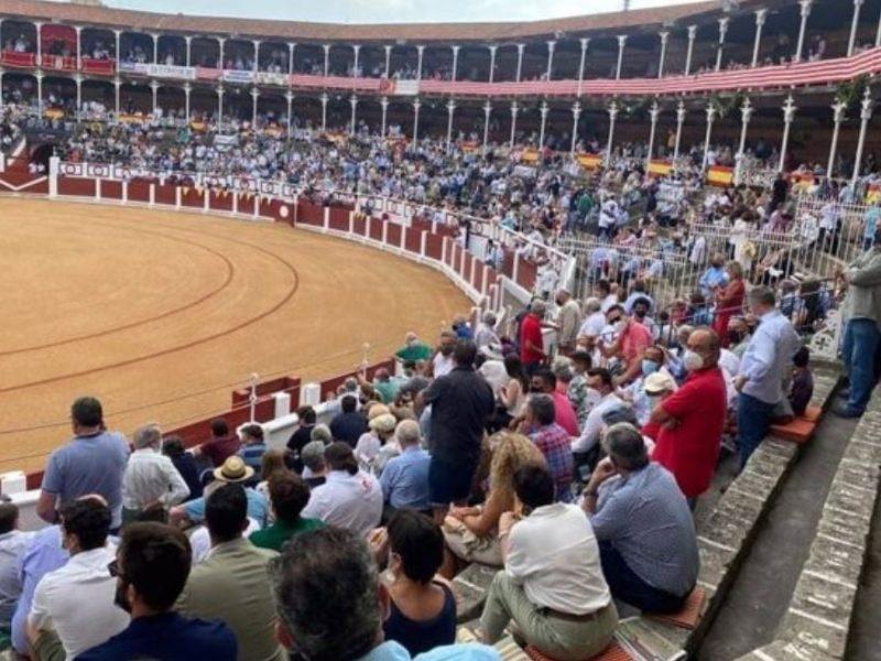 В Испании отменили корриду из-за неполиткорректных кличек быков