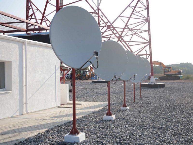 Украина начала трансляцию радио и ТВ-программ на оккупированные части Донецкой и Луганской областей (ФОТО)