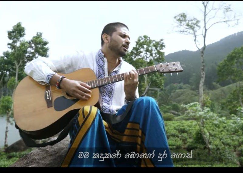 На Шри-Ланке украинцы и местные жители записали клип на «Я піду в далекі гори» (ВИДЕО)