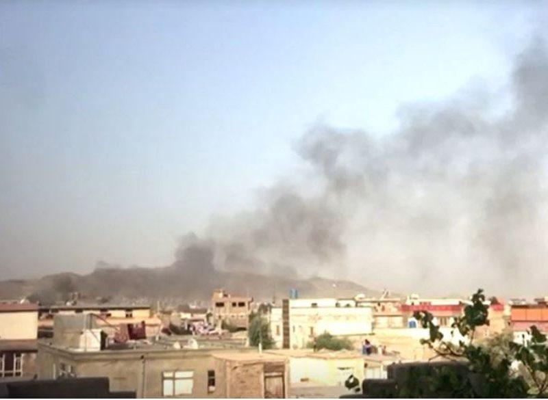 Взрыв в Кабуле. В Пентагоне назвали успешной операцию по ликвидации смертника со взрывчаткой